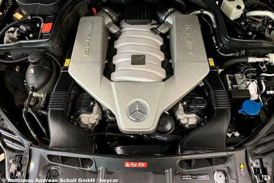 Zwei Generationen Mercedes C 63 AMG im Vergleich