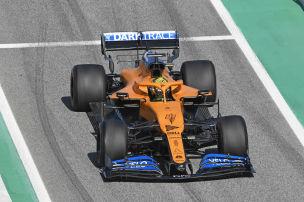 McLaren vorerst gerettet