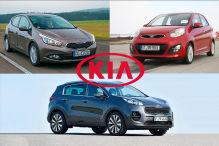 Stärken und Schwächen gebrauchter Kia-Modelle
