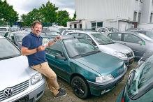 Restwertautos bis maximal 700 Euro
