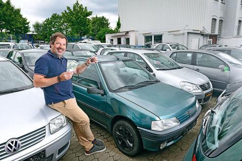 Gebrauchtwagen: Die billigsten Autos (BILDplus)