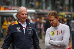 �Vettel-Abschied w�re ein Verlust�