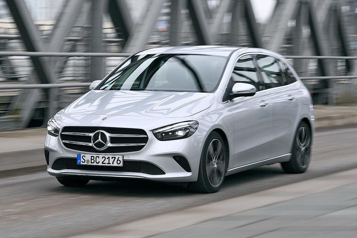 Kaufberatung Mercedes B-Klasse