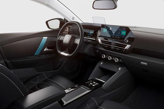 Den neuen Citroen C4 gibt es als Verbrenner und Elektroauto