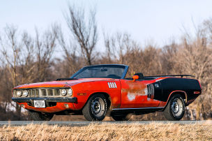 Plymouth 440 'Cuda Cabrio (1971): Auktion
