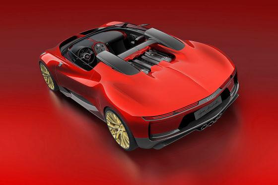 Baut Bugatti einen Chiron Roadster als Einzelstück für neun Millionen Euro?