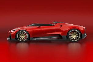 Bugatti Einzelst�ck f�r 9 Millionen Euro?