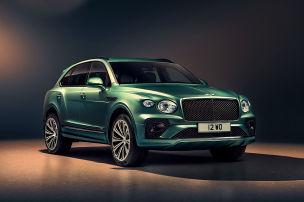 Neuer Look für den Bentley Bentayga
