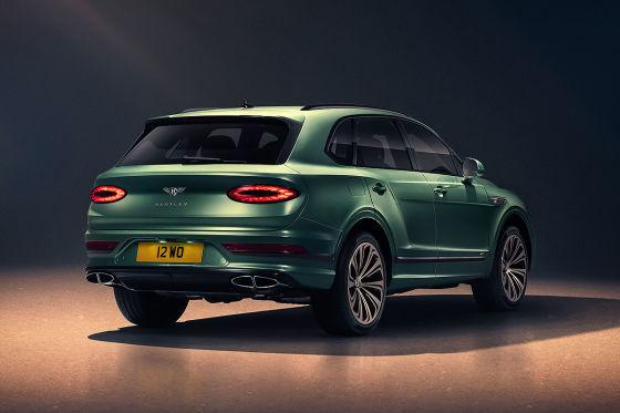 Bentley überarbeitet sein Luxus-SUV Bentayga umfassend - das ändert sich!