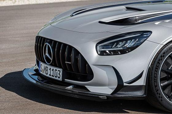Der neue Mercedes-AMG GT R Black Series wurde geleakt!