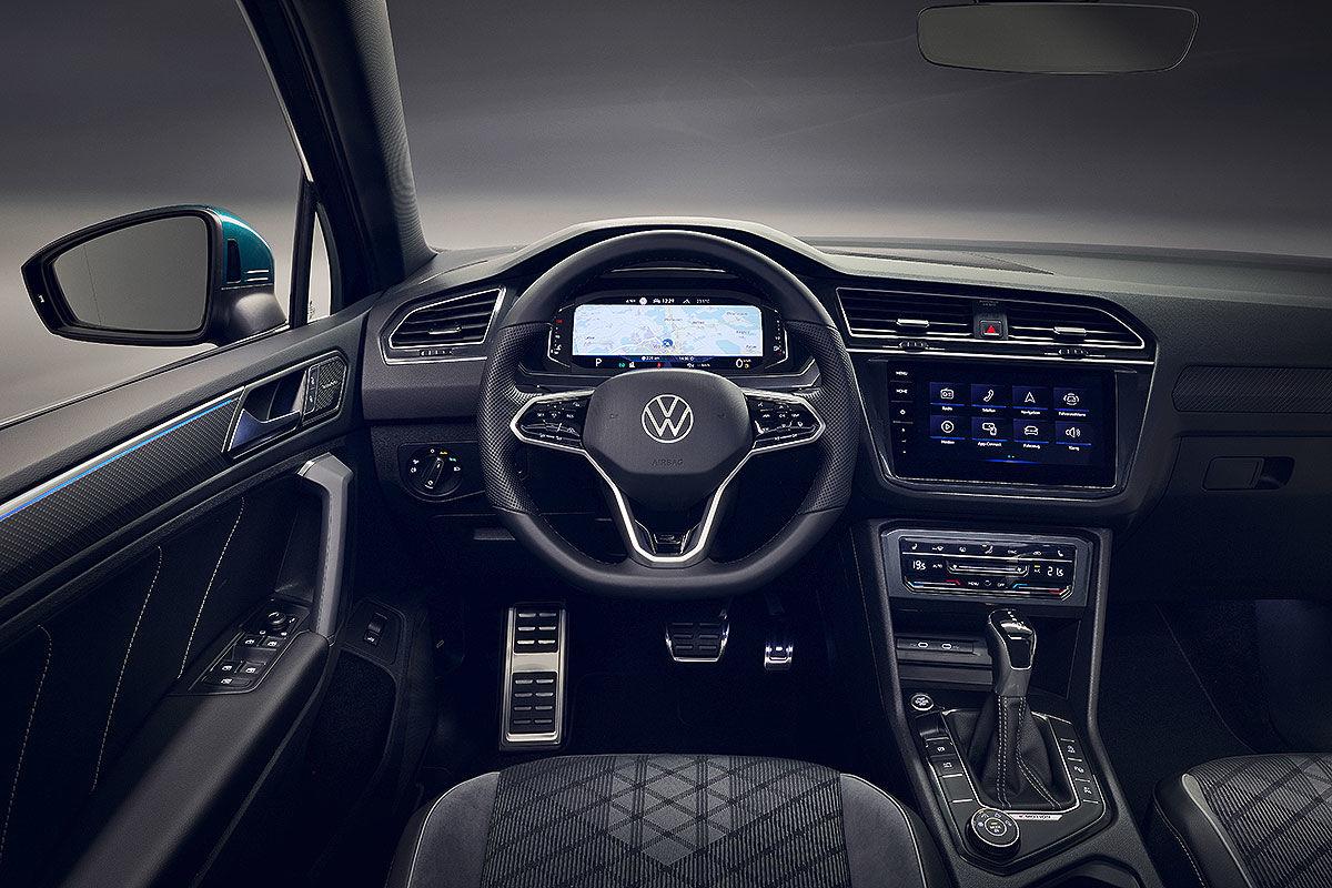Vw Tiguan Facelift 2020 Bilder Bilder Autobild De