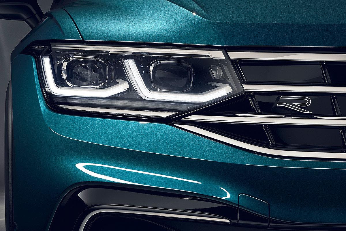 VW Tiguan Facelift (2020): Bilder