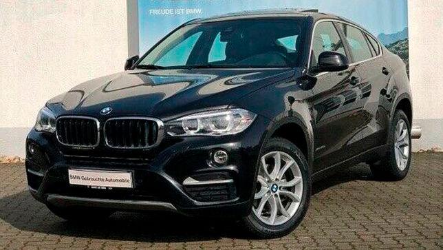BMW X6 mit Dreiliter-Diesel und 258 PS zum Passat-Preis!