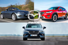 Marken-Check Mazda: Alle Modelle aus dem TÜV-Report