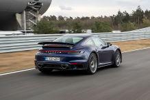 Porsche 911 Turbo S (2020): PS, 0-100, Beschleunigung