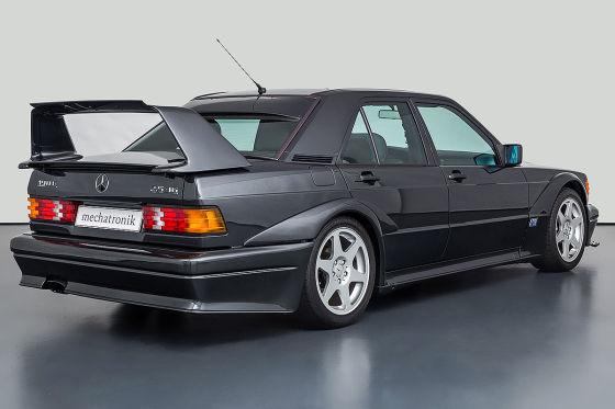Mercedes Evolution II im neuwertigen Zustand zum Verkauf!