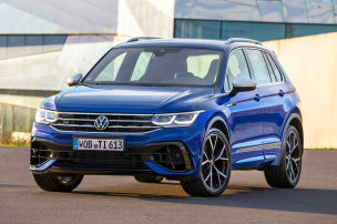 VW Tiguan R (2020): Test