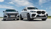 Audi RS Q8, BMW X6 M: V8-SUVs im Test