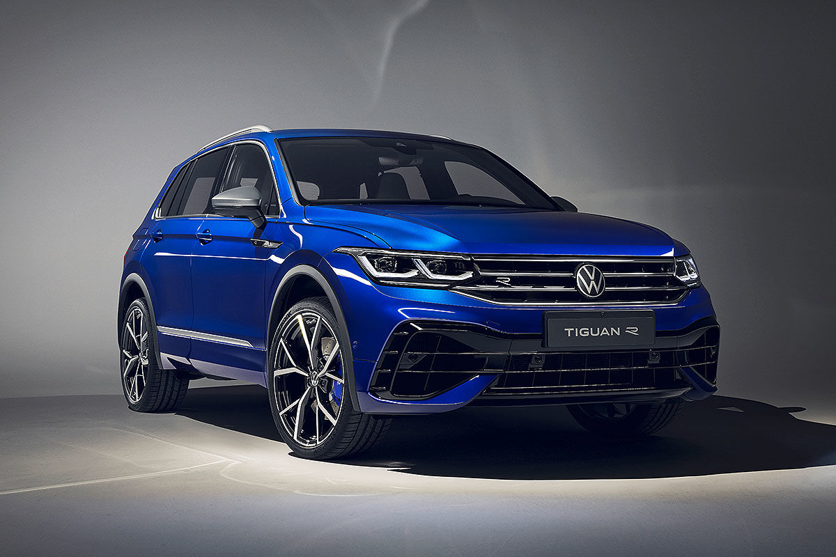2020 VW Tiguan Price, Design and Review