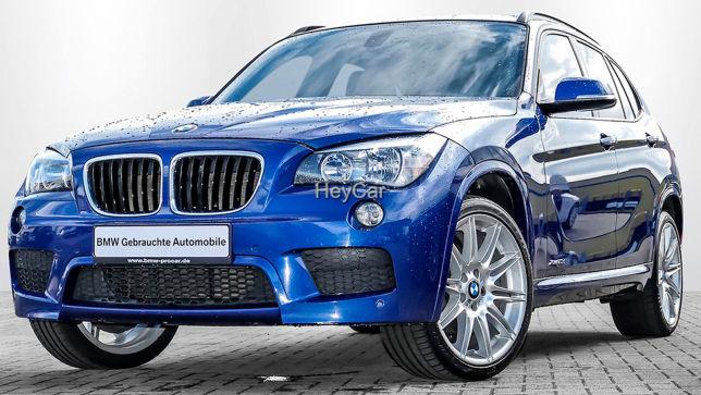 BMW X1 mit besonderer Lackierung zum Schnäppchenpreis!