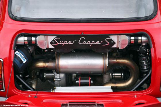 Ur-Mini mit V6-Power