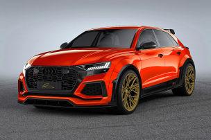 Audi RS Q8 stärker als ein Lambo Urus