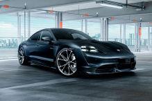 Porsche Taycan: Techart Räder