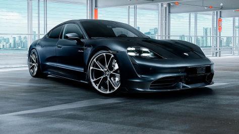 Porsche Taycan: Techart