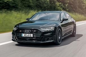 Audi S8: Abt Sportsline