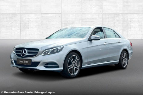 Mercedes-Benz E 500 (W 212): gepflegter V8 für knapp 30.000 Euro - autobild.de