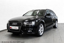 Audi A4 (B8): gebrauchter Avant 3,0 TDI Ambition quattro mit 245 PS: Presi