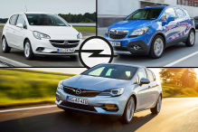 Marken-Check Opel: Alle Modelle aus dem TÜV-Report