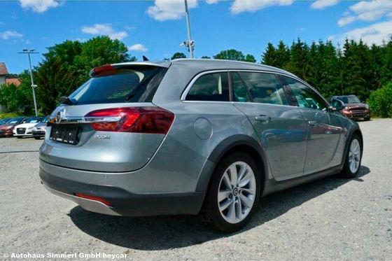 Günstiger Opel Insignia Country Tourer fürs Grobe