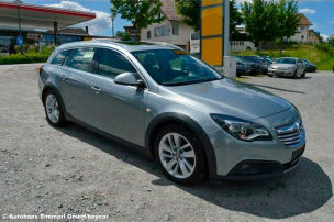G�nstiger Opel Insignia CT f�rs Grobe