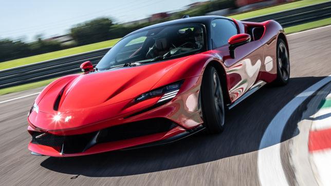Ferraris neues Hypercar mit 1000 PS