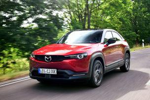 So fährt sich der erste Elektro-Mazda