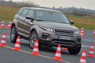 Range Rover Evoque I: Gebrauchtwagen-Test