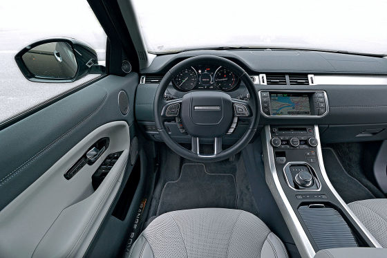 Range Rover Evoque I