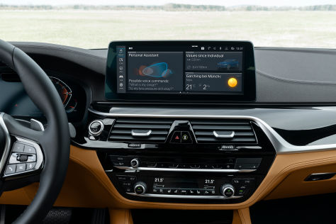 BMW Connected Drive (2020): Update, Store, Apple, Android