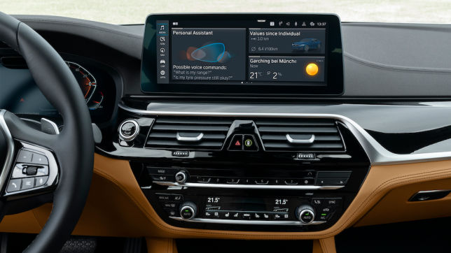 BMW Connected Drive (2020): Update