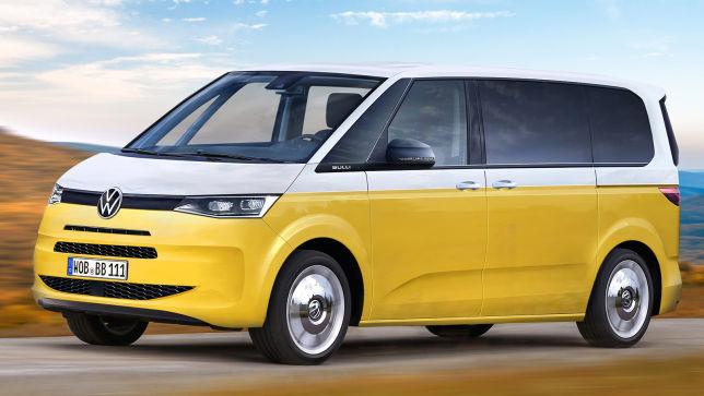 Neuer VW T7 mit Power und Technik aus dem Golf GTE