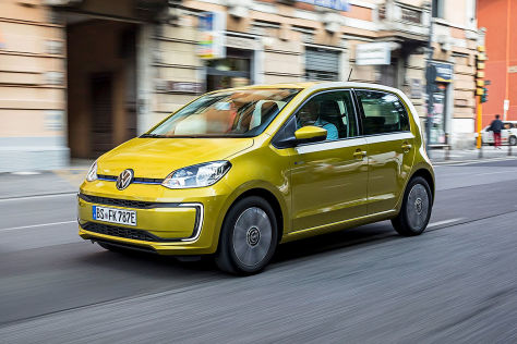 VW e-Up: Elektroauto, Leasing, Preis