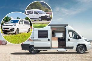 Camper gibt's schon unter 20.000 Euro