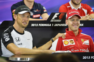 Button fordert mehr Respekt f�r Vettel