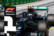 Formel 1: Bottas siegt in Spielberg
