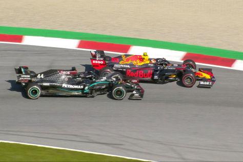 Formel 1: Red Bull-Debakel