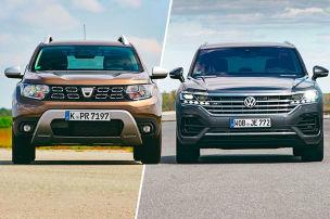 Diese SUVs sind Preis-Leistungs-Sieger!