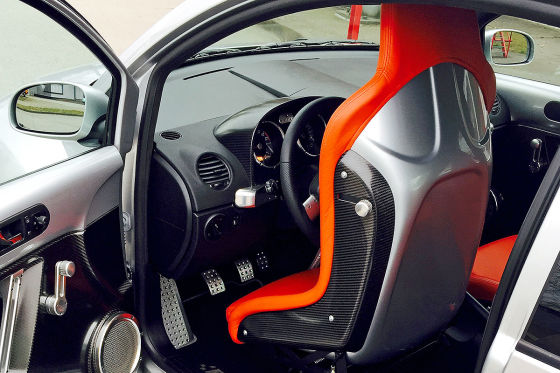 Dieser Beetle RSi mit 225-PS und wird nun versteigert!