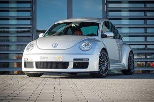 New Beetle RSi Nr. 001 wird verkauft