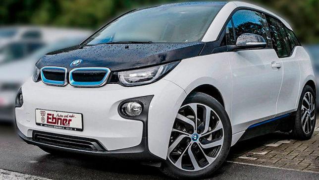 BMW i3 mit wenig Kilometern unter 17.000 Euro